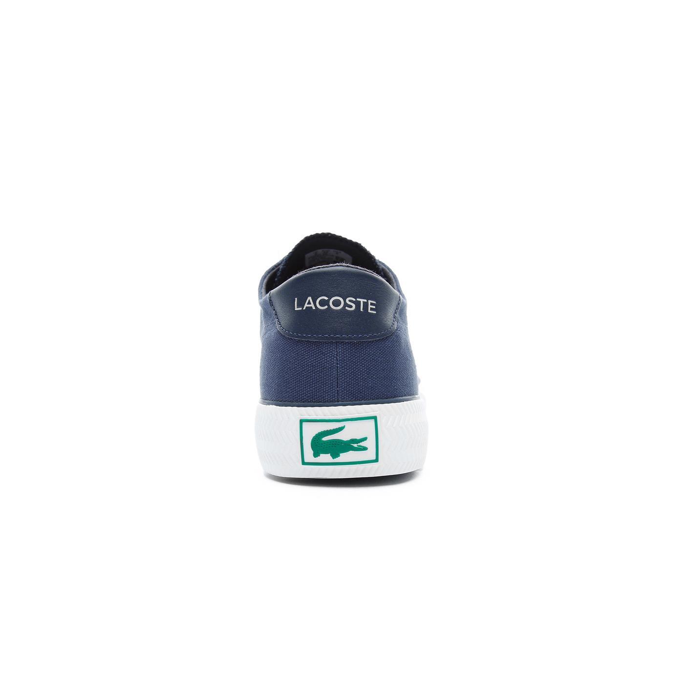 Lacoste Gripshot Erkek Lacivert Spor Ayakkabı
