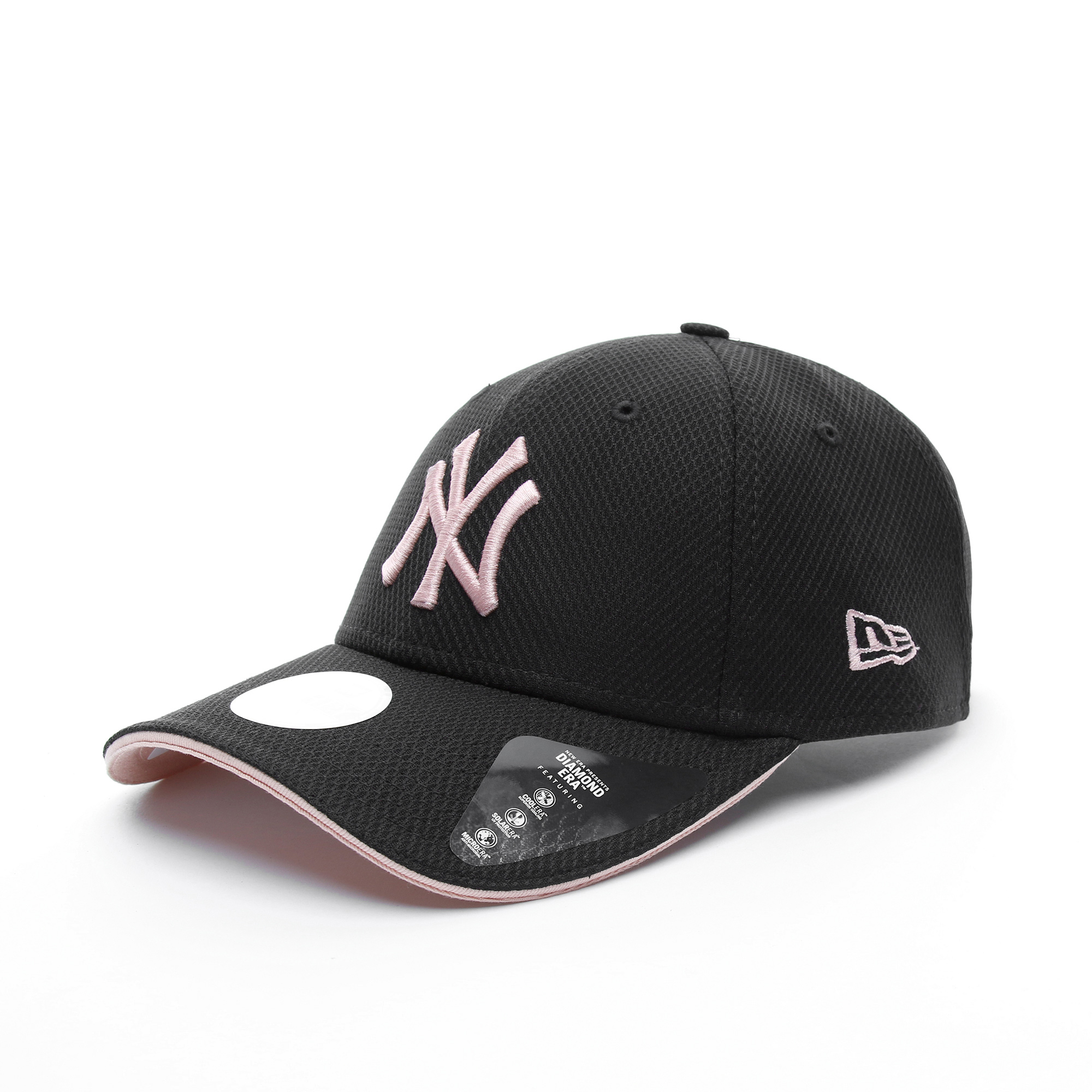 New Era New York Yankees Diamond Unisex Siyah Şapka
