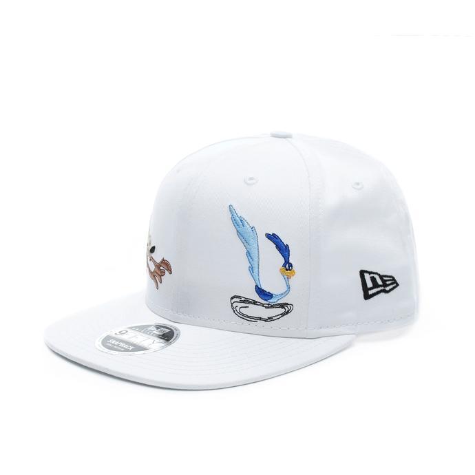New Era Looney Tunes Unisex Beyaz Şapka
