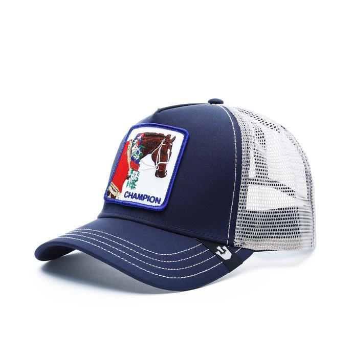 Goorin Bros Champion Unisex Lacivert Şapka