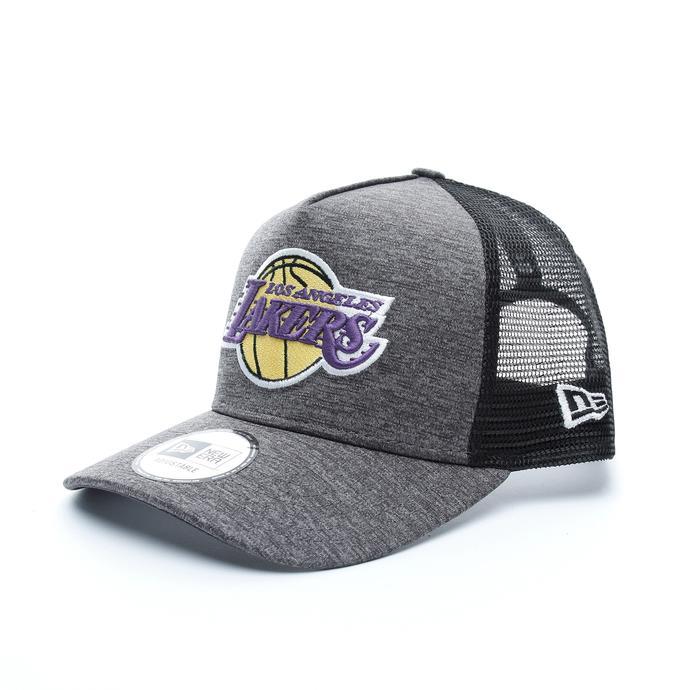 New Era Los Angeles Lakers Unisex Gri Şapka