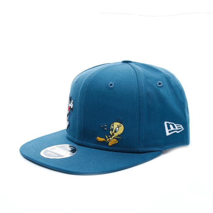 New Era Looney Tunes Unisex Mavi Şapka