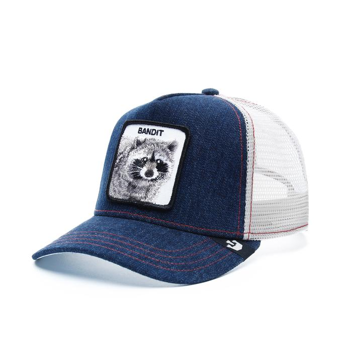 Goorin Bros Bandit Unisex Lacivert Şapka