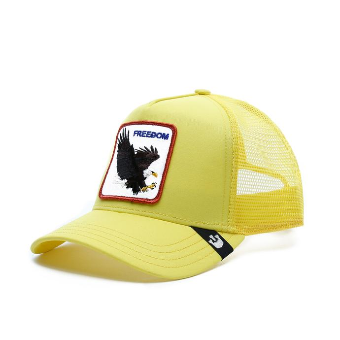 Goorin Bros Freedom Unisex Sarı Şapka
