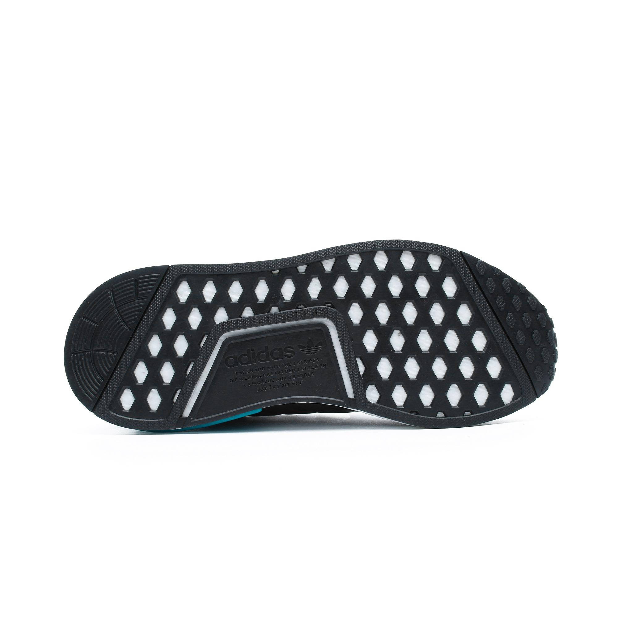 adidas NMD_R1 Erkek Siyah Spor Ayakkabı