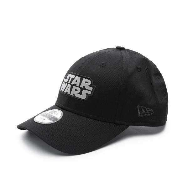 New Era Star Wars 9FORTY Çocuk Siyah Şapka