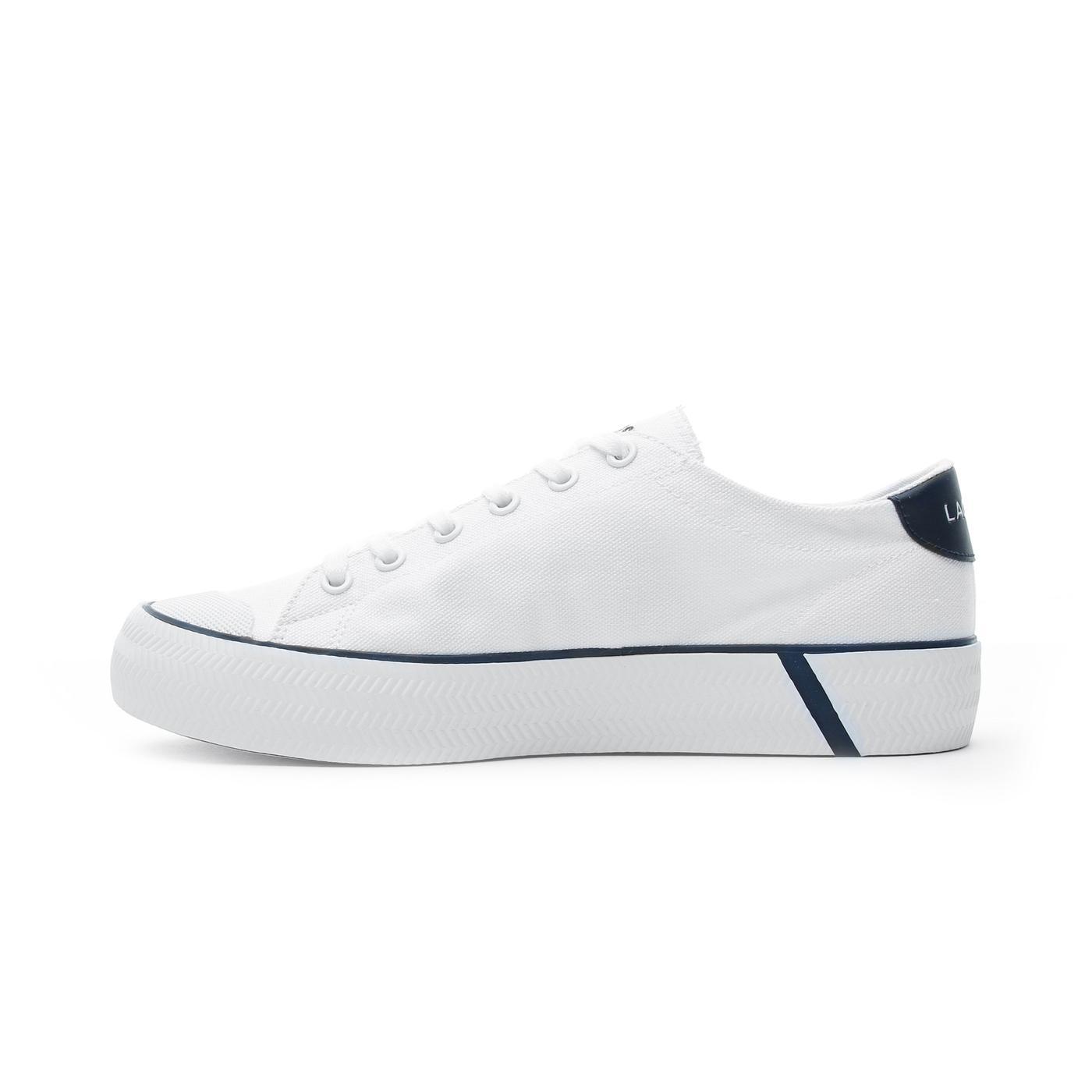 Lacoste Gripshot Kadın Beyaz - Lacivert Spor Ayakkabı