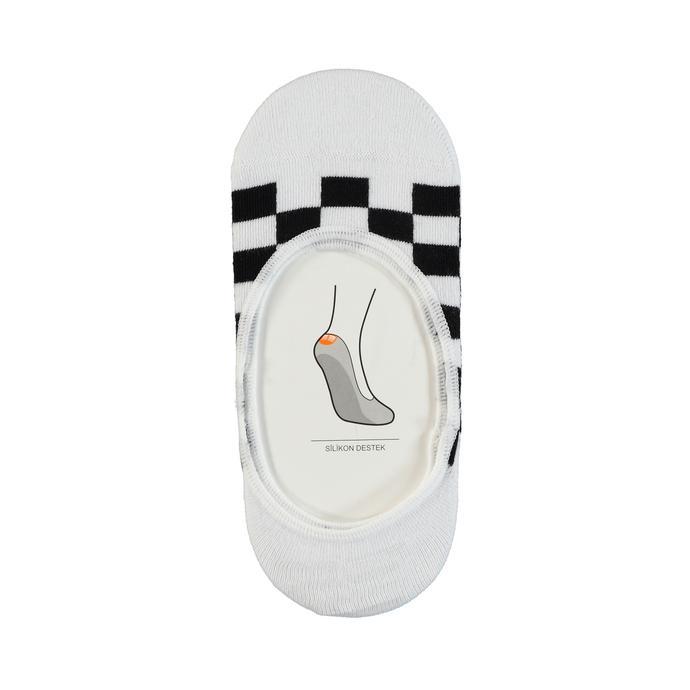 Superstep Beyaz Çorap
