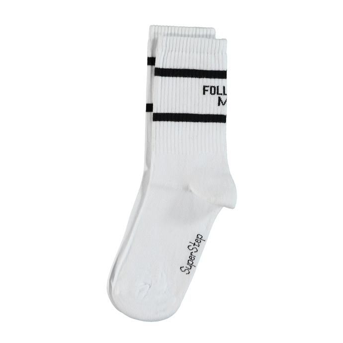 Superstep Follow Me Beyaz Çorap