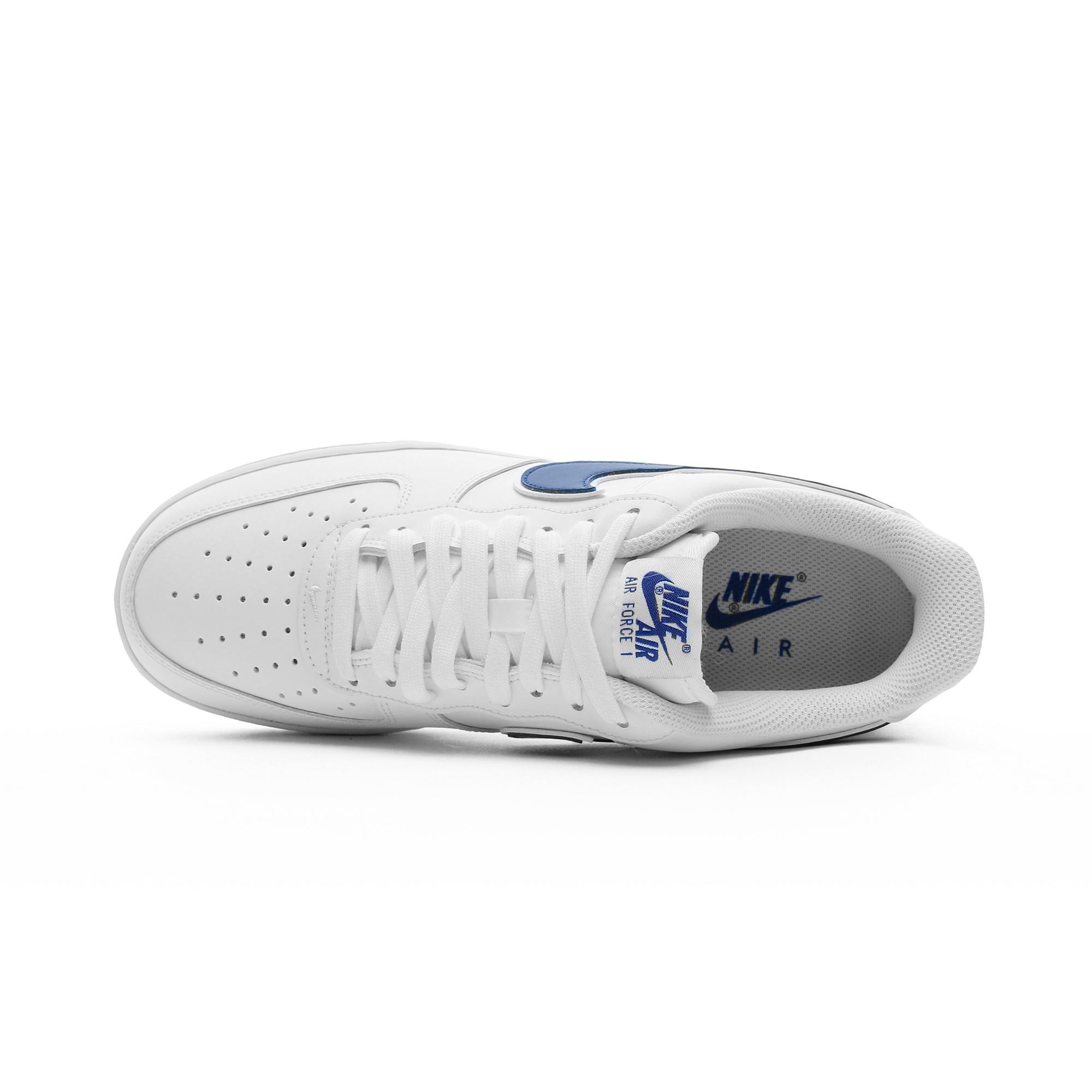 Nike Air Force 1 '07 3 Erkek Beyaz Spor Ayakkabı