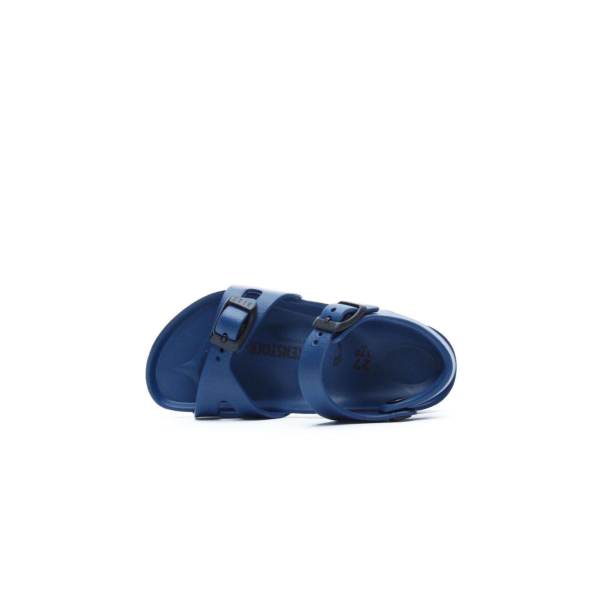 Birkenstock Rio Kids EVA Çocuk Lacivert Sandalet