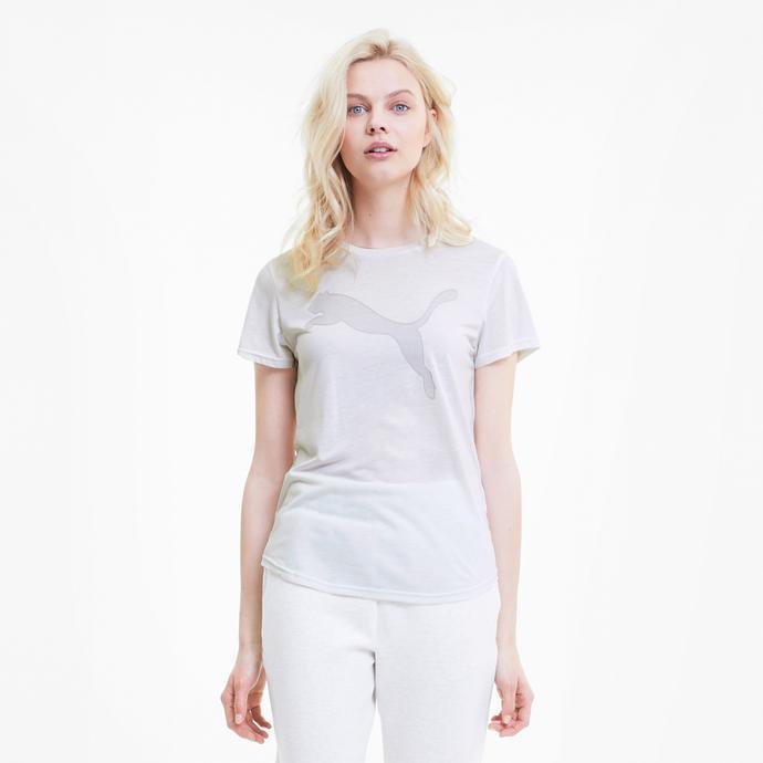 Evostripe Kadın Beyaz T-Shirt