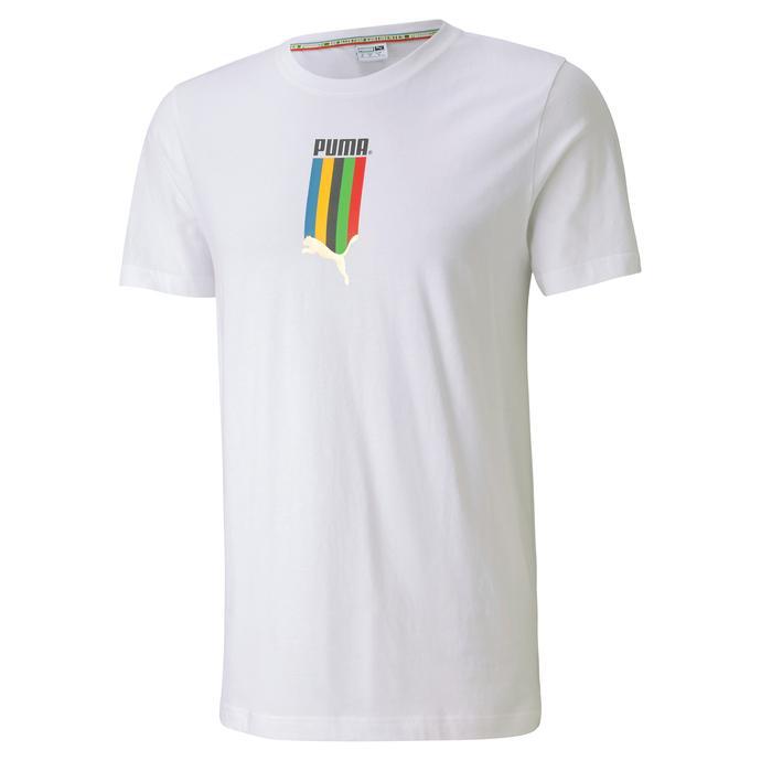 TFS Erkek Beyaz T-Shirt