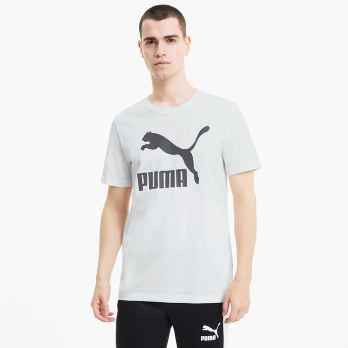 Puma Classics Erkek Beyaz T-Shirt