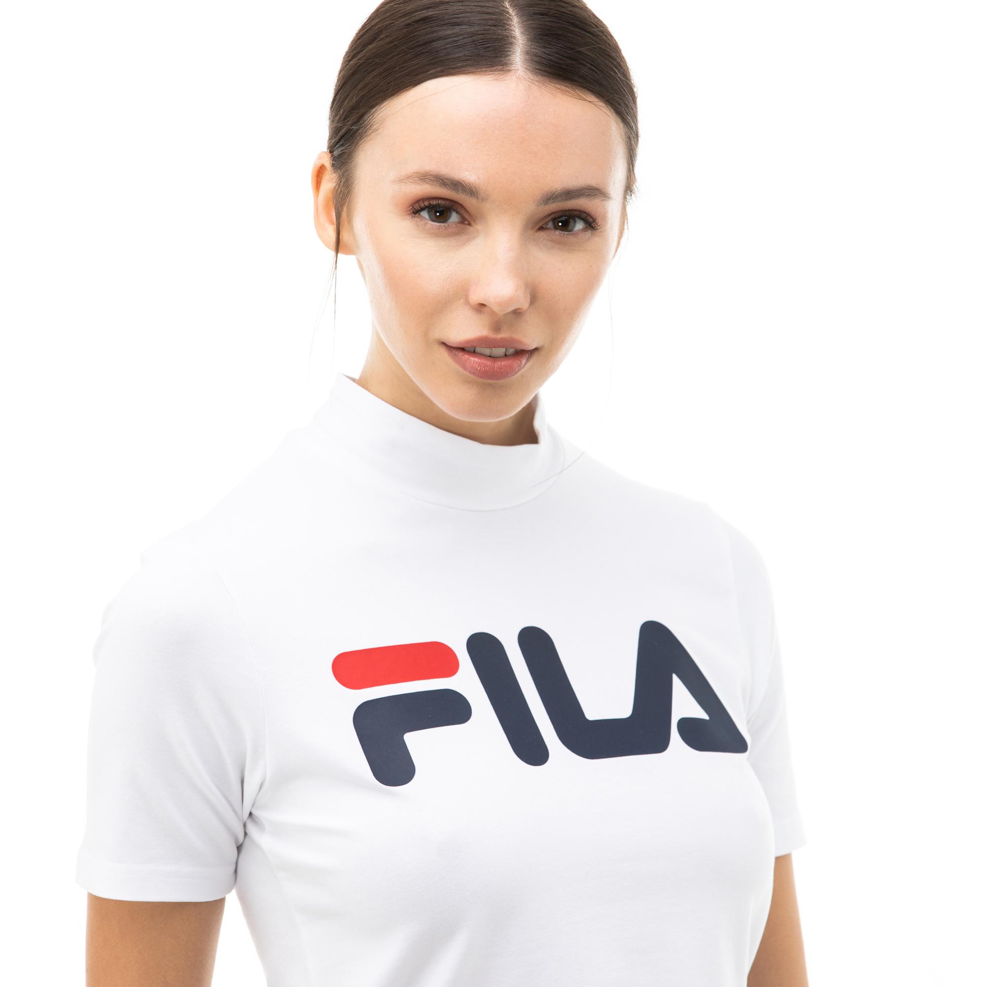 Fila Every Turtle Kadın Beyaz T-Shirt