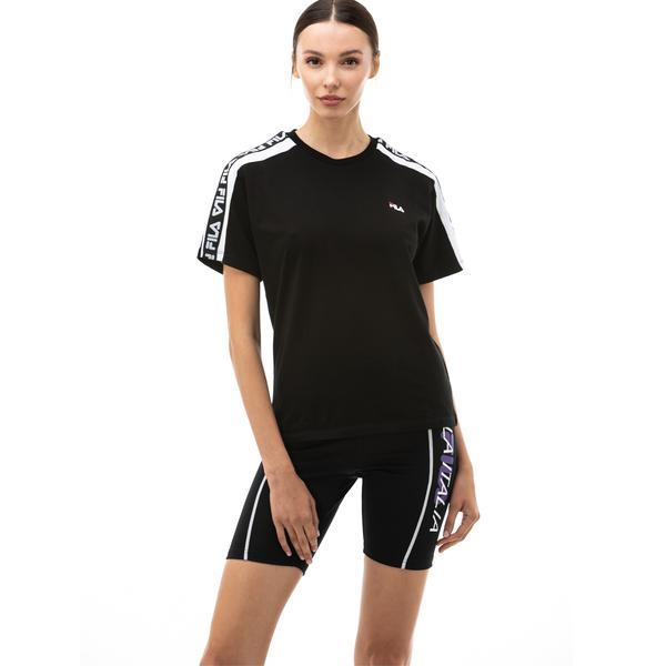 Fila Tandy Kadın Siyah T-Shirt