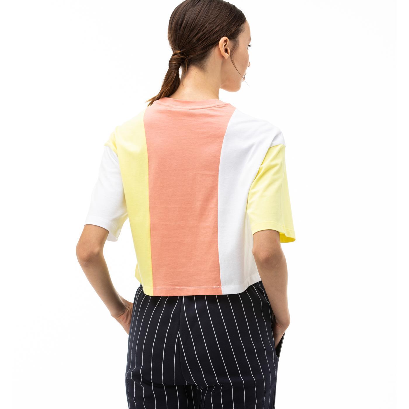 Fila Bai Kadın Renkli T-Shirt