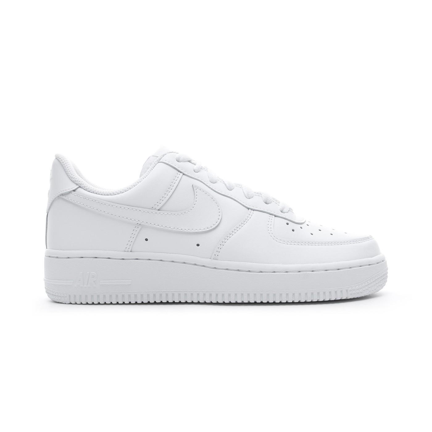 Actualizar Frente a ti Descuido  Nike Air Force 1 '07 Kadın Beyaz Sneaker Kadin Spor Ayakkabı & Sneaker  2570095 | SuperStep