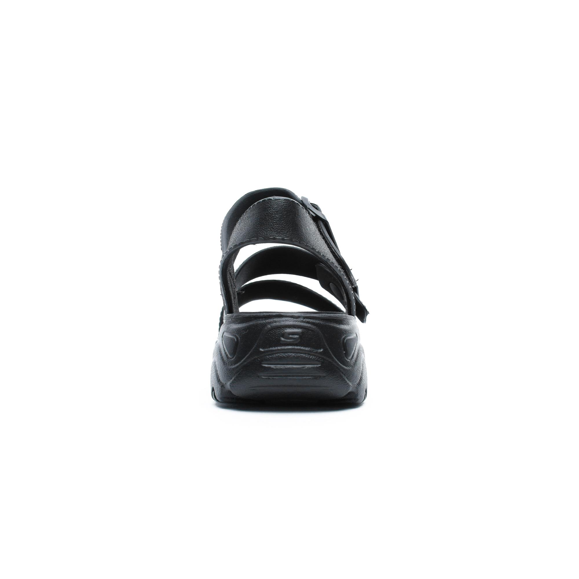 Skechers D'Lites 2.0 - Style Incon Kadın Siyah Sandalet