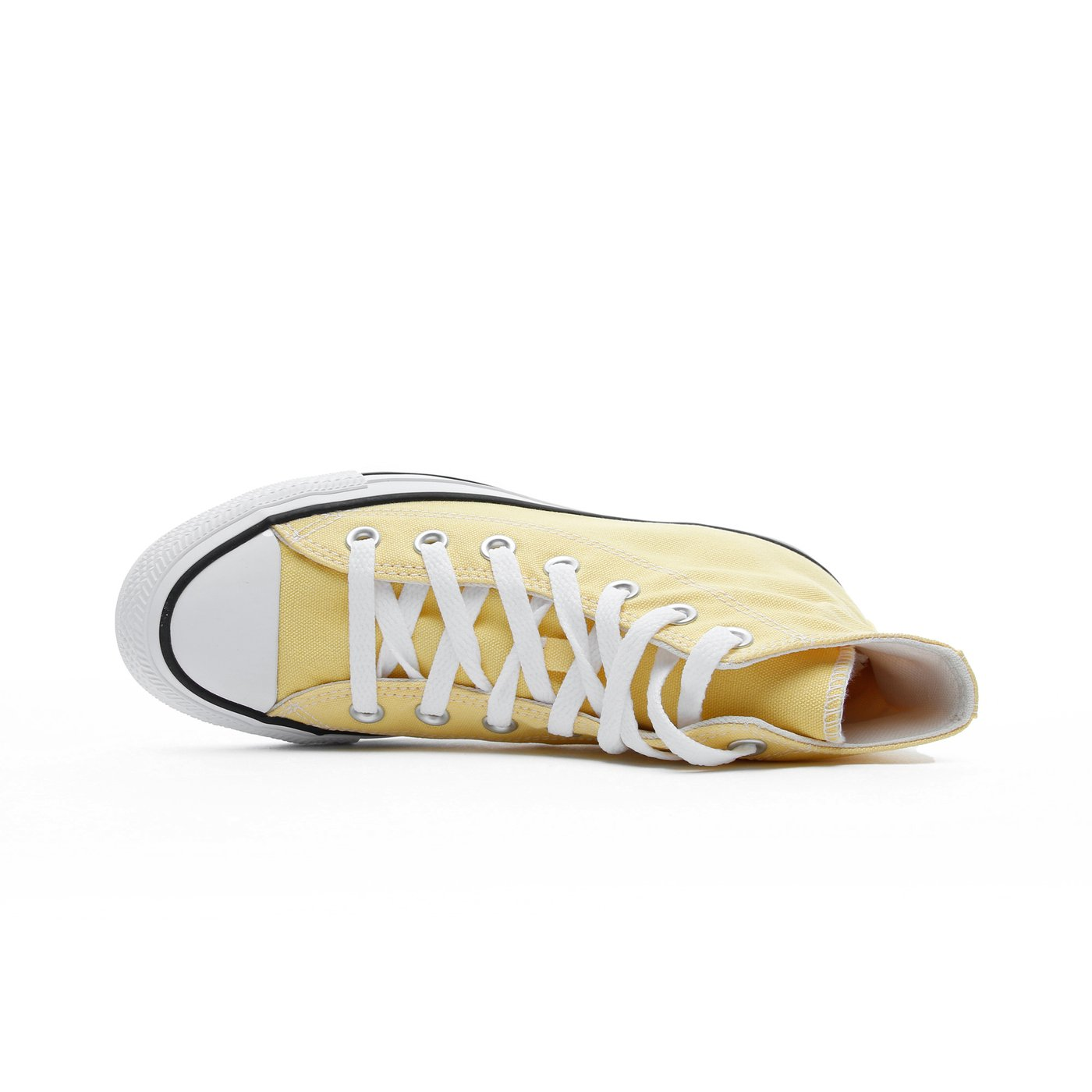 Converse Chuck Taylor All Star Hi Kadın Sarı Sneaker
