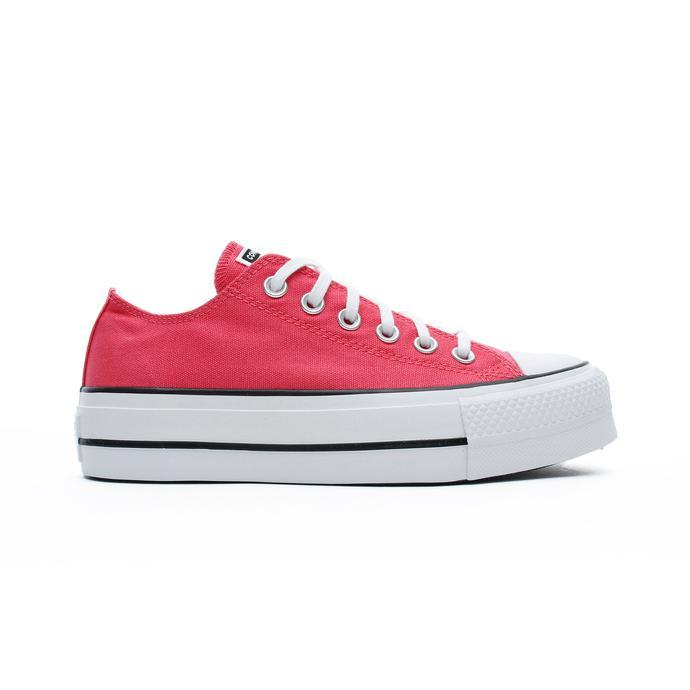 Converse Chuck Taylor All Star Lift Ox Kadın Pembe Sneaker