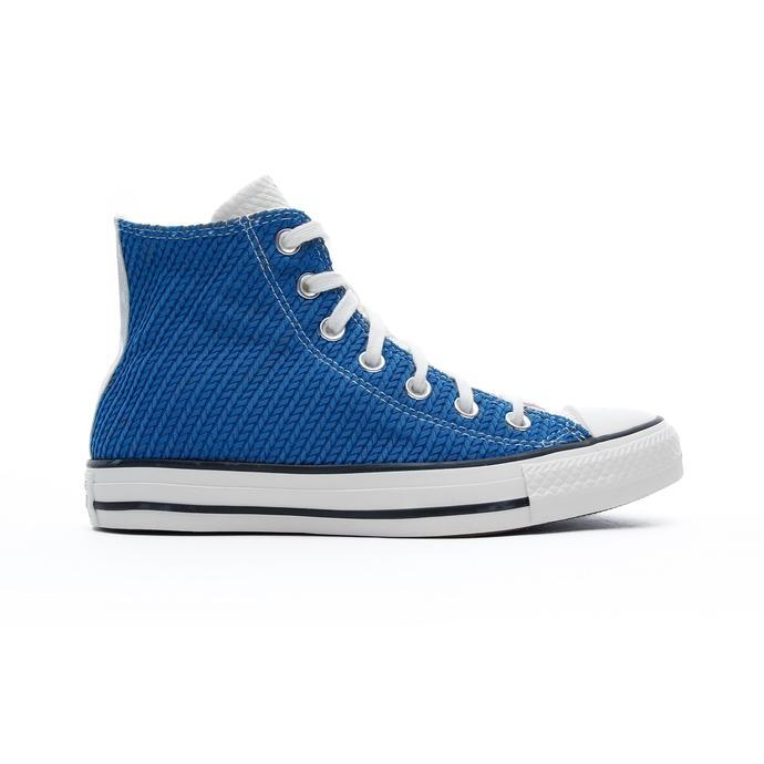 Chuck Taylor All Star Hi Kadın Pembe- Mavi Sneaker