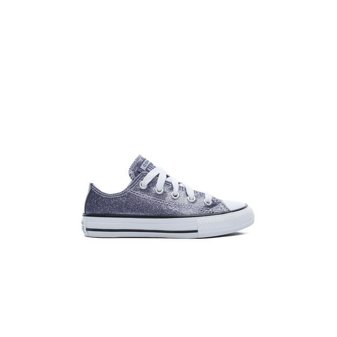 Chuck Taylor All Star Ox Çocuk Mor Sneaker