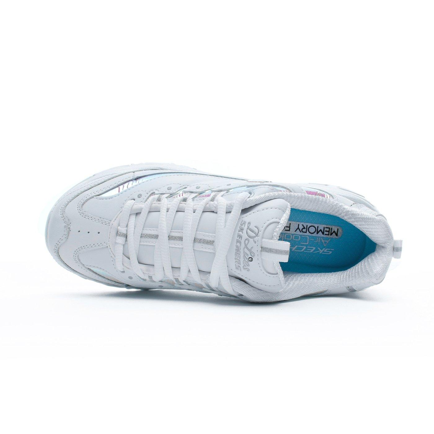 Skechers D'Lites Ocean Dreaming Kadın Beyaz Spor Ayakkabı