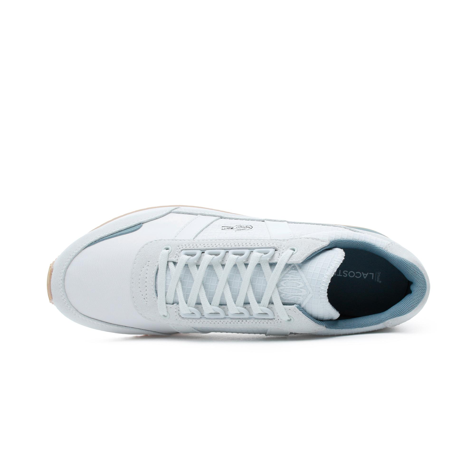 Lacoste Partner Retro Erkek Beyaz Spor Ayakkabı