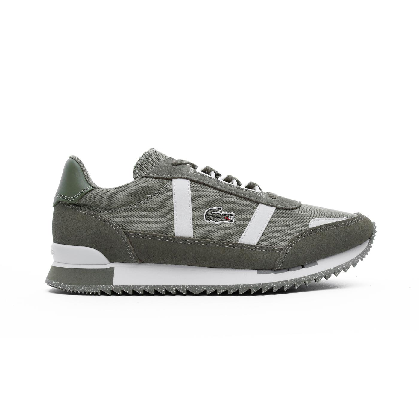 Lacoste Partner Retro Kadın Yeşil Spor Ayakkabı