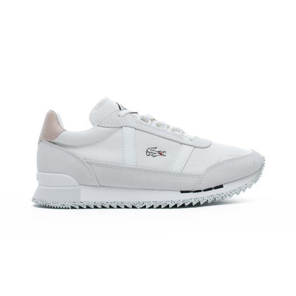 Lacoste Partner Retro Kadın Beyaz Spor Ayakkabı