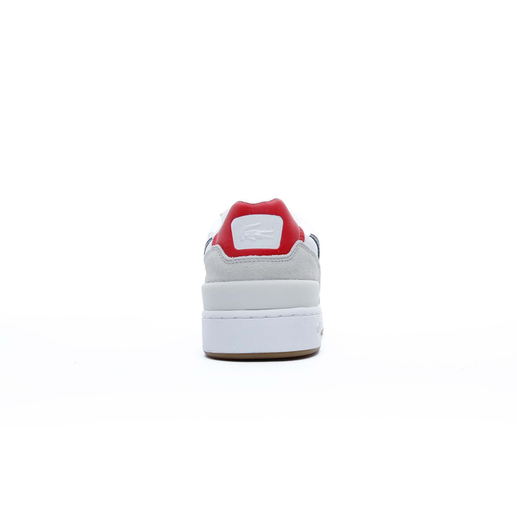 Lacoste T-Clip Erkek Renkli Spor Ayakkabı