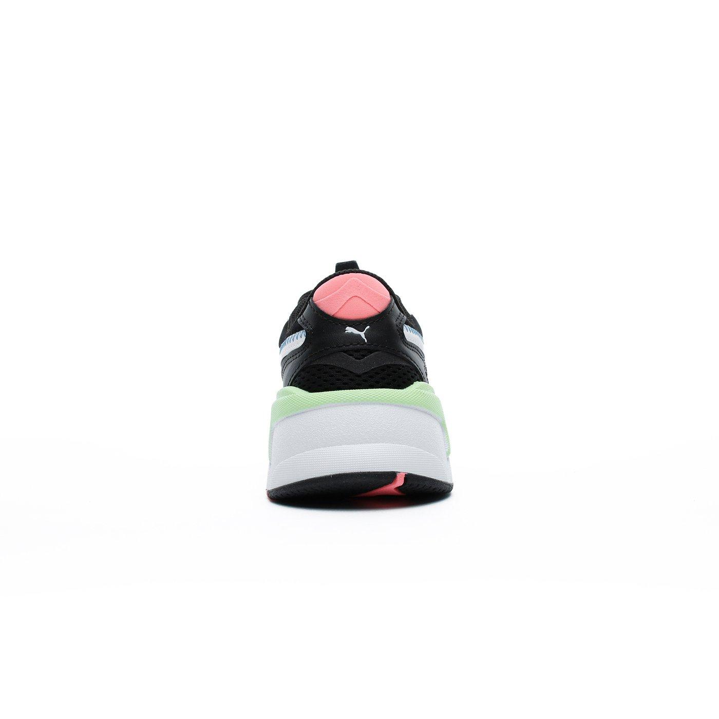 RS-X³ 00 OG Unisex Siyah Spor Ayakkabı
