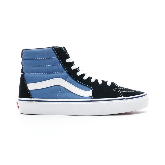 Vans Sk8-Hi Mavi - Lacivert Erkek Sneaker