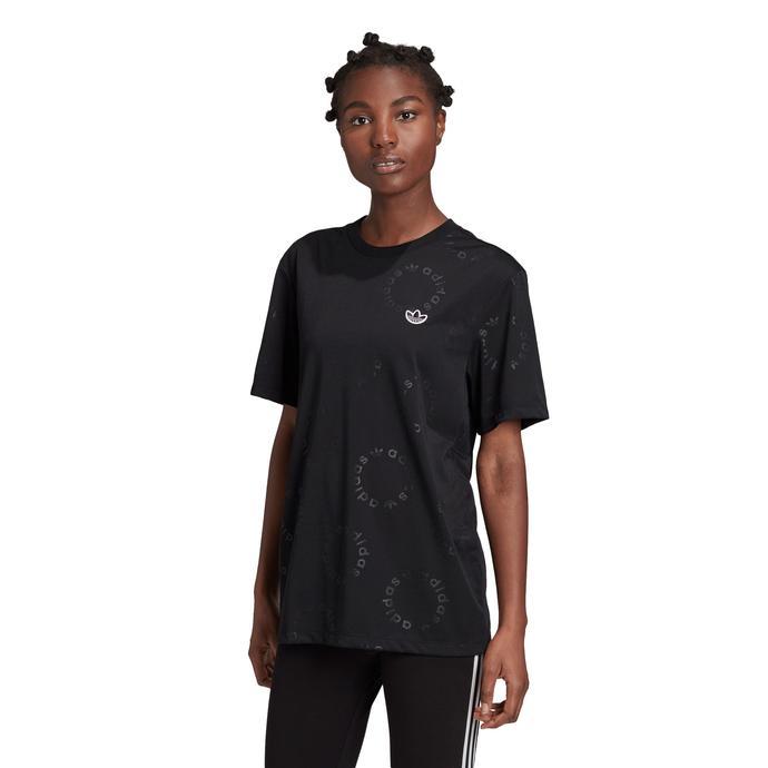 Kısa Kollu Kadın Siyah T-Shirt
