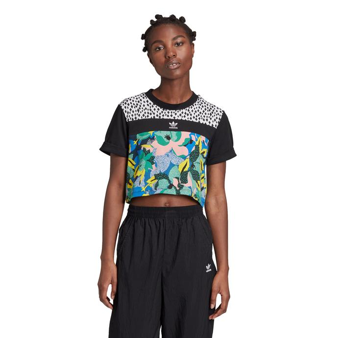 HER Studio London Cropped Kadın T-Shirt