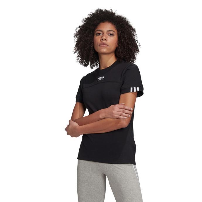 adidas R.Y.V. Kadın Siyah T-Shirt