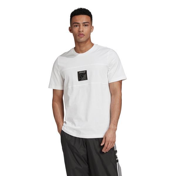 adidas Sprt Icon Erkek Beyaz T-Shirt