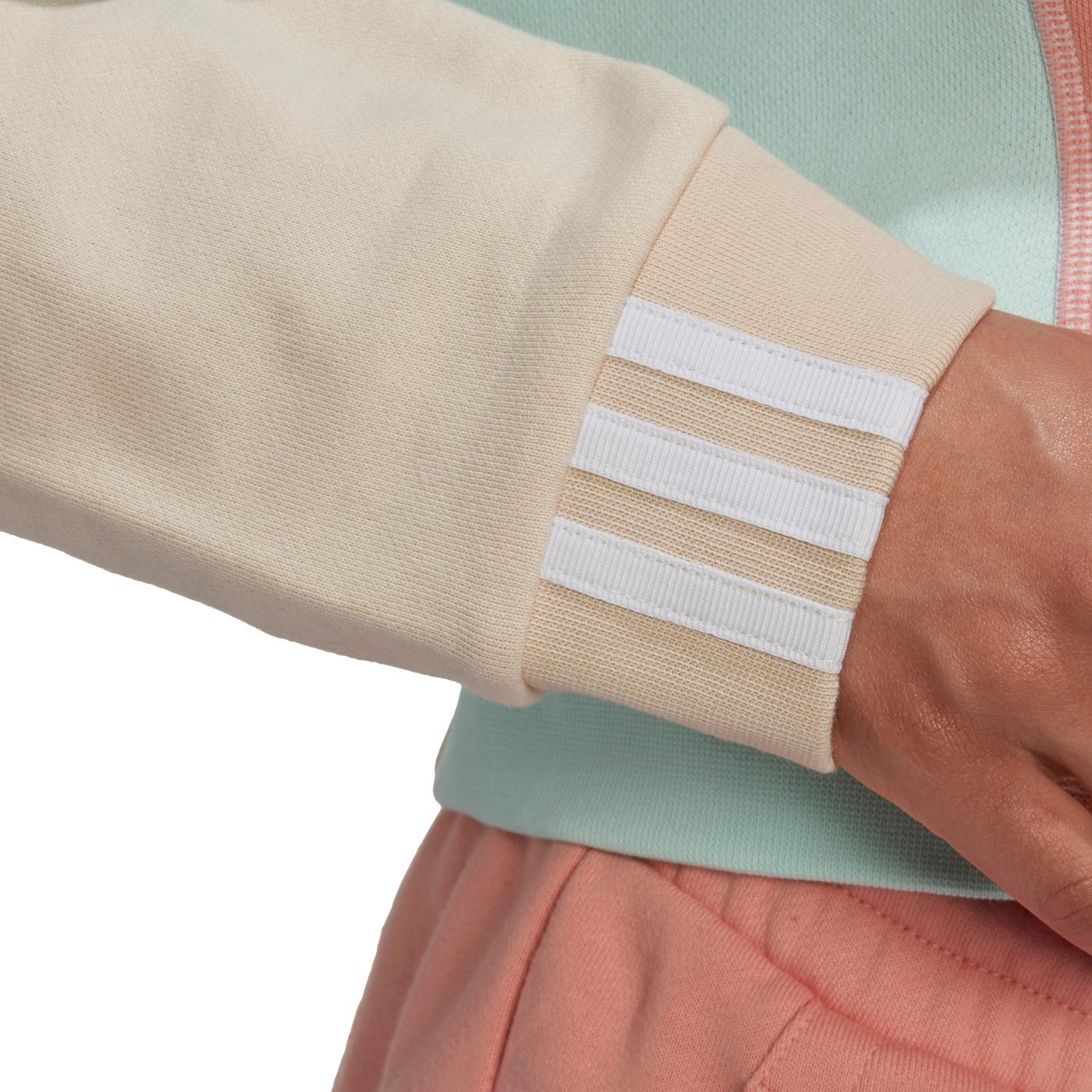 adidas R.Y.V. Kadın Pembe Sweatshirt