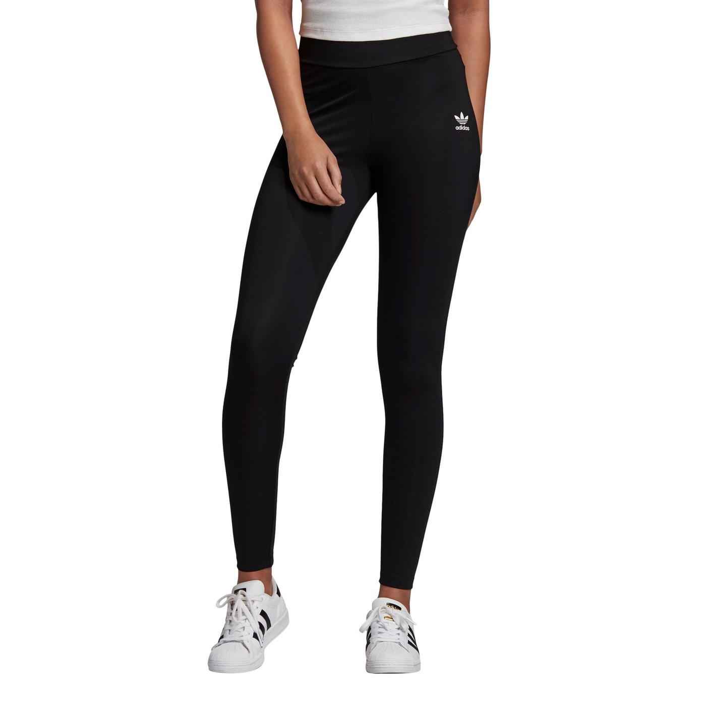 adidas Yüksek Bel Kadın Siyah Tayt
