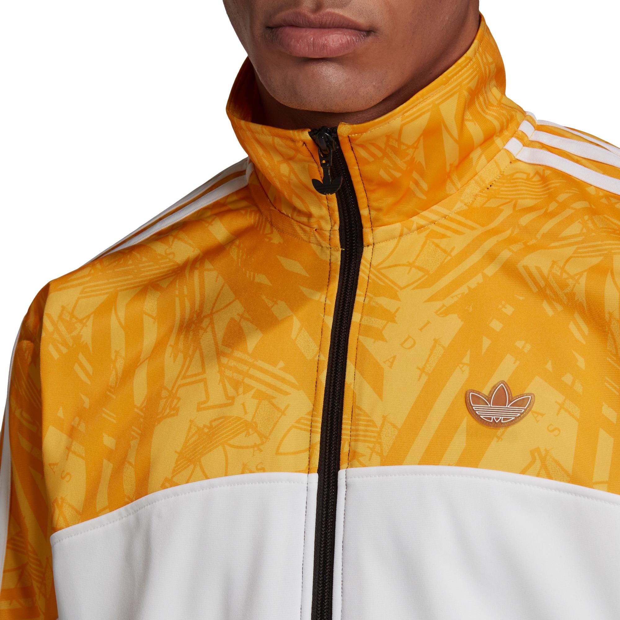 adidas BX-20 Graphic Erkek Siyah Eşofman Üstü