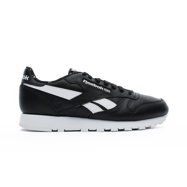 Reebok Classics Leather Erkek Siyah Spor Ayakkabı