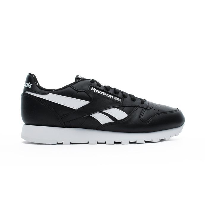 Classics Leather Erkek Siyah Spor Ayakkabı