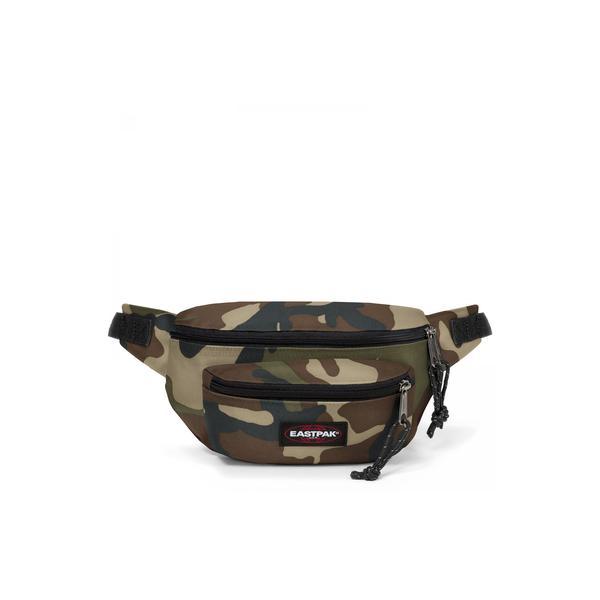 Eastpak Doggy Bag Camo Unisex Yeşil Bel Çantası