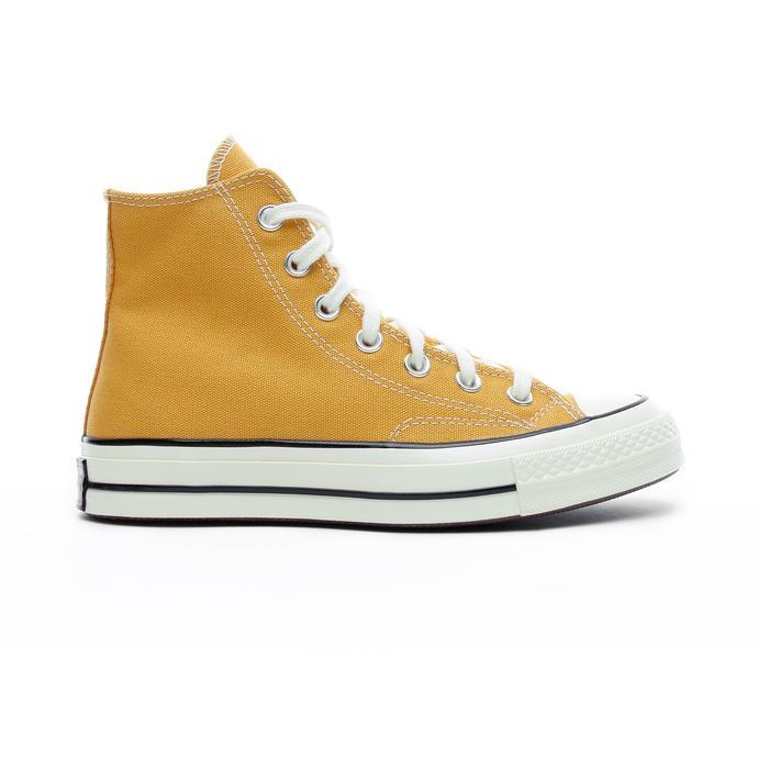 Chuck 70 Hi Kadın Sarı Sneaker