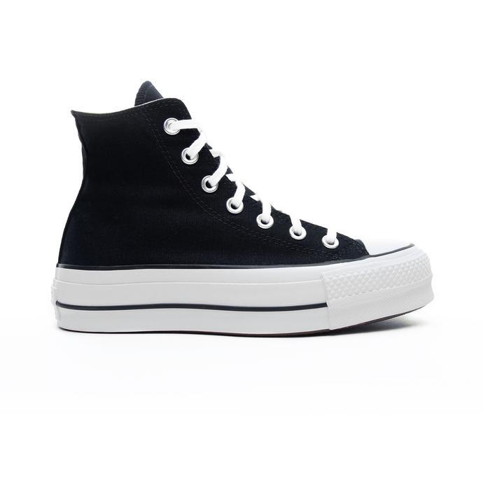 Chuck Taylor All Star Lift Hi Kadın Siyah Sneaker