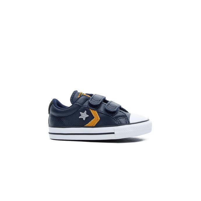 Star Player 2V Ox Bebek Lacivert Sneaker