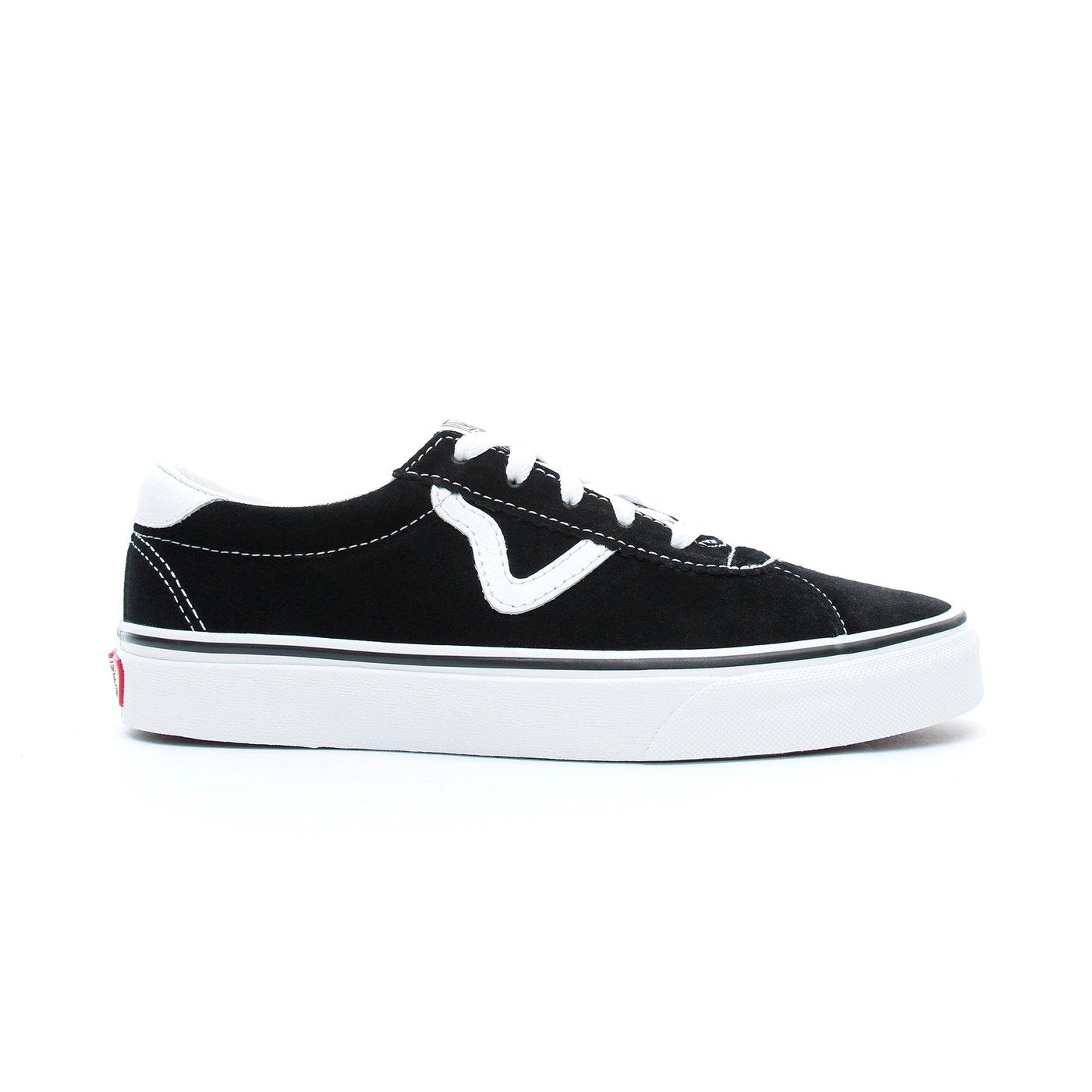 Vans Ua Sport Kadın Siyah Sneaker