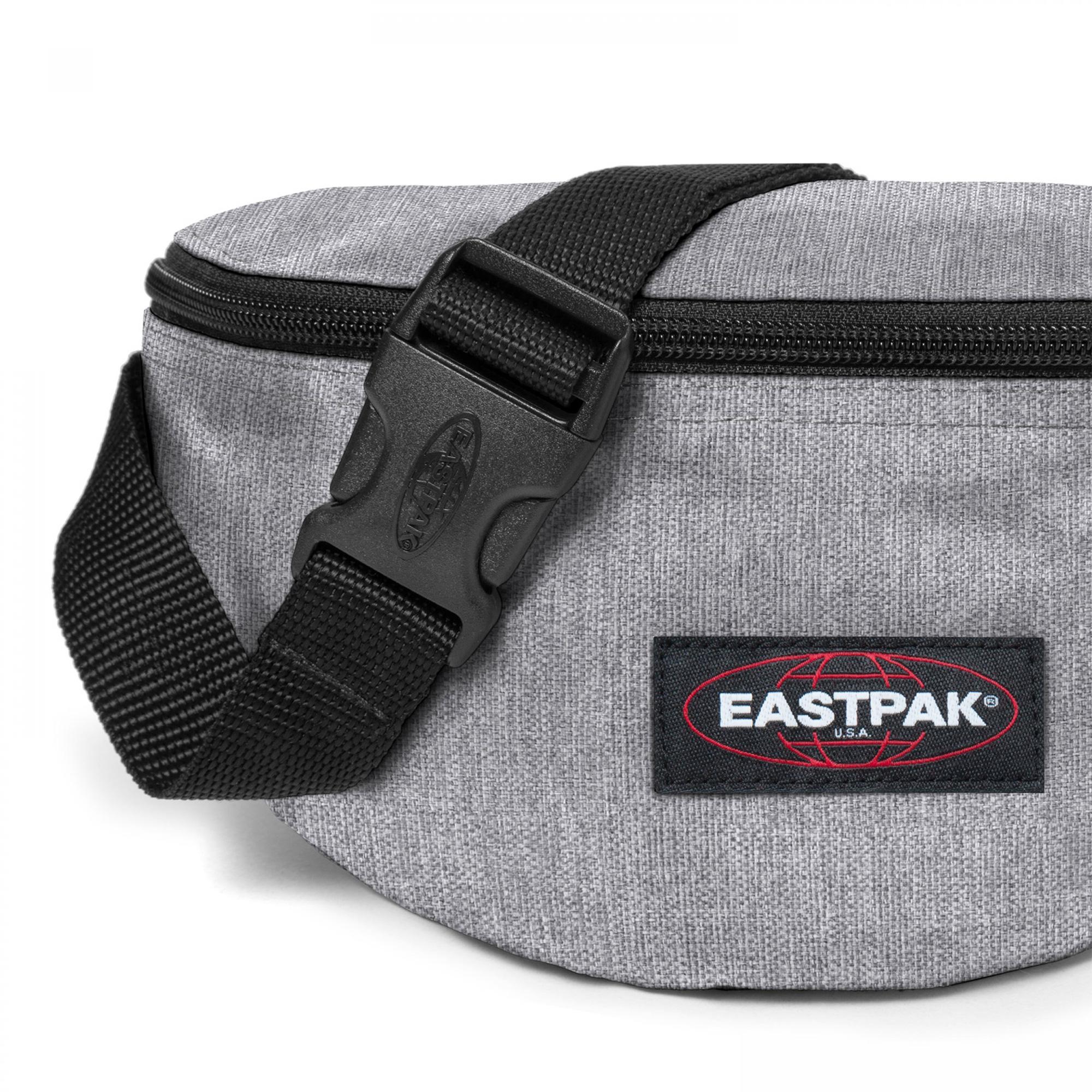 Eastpak Springer Unisex Gri Bel Çantası