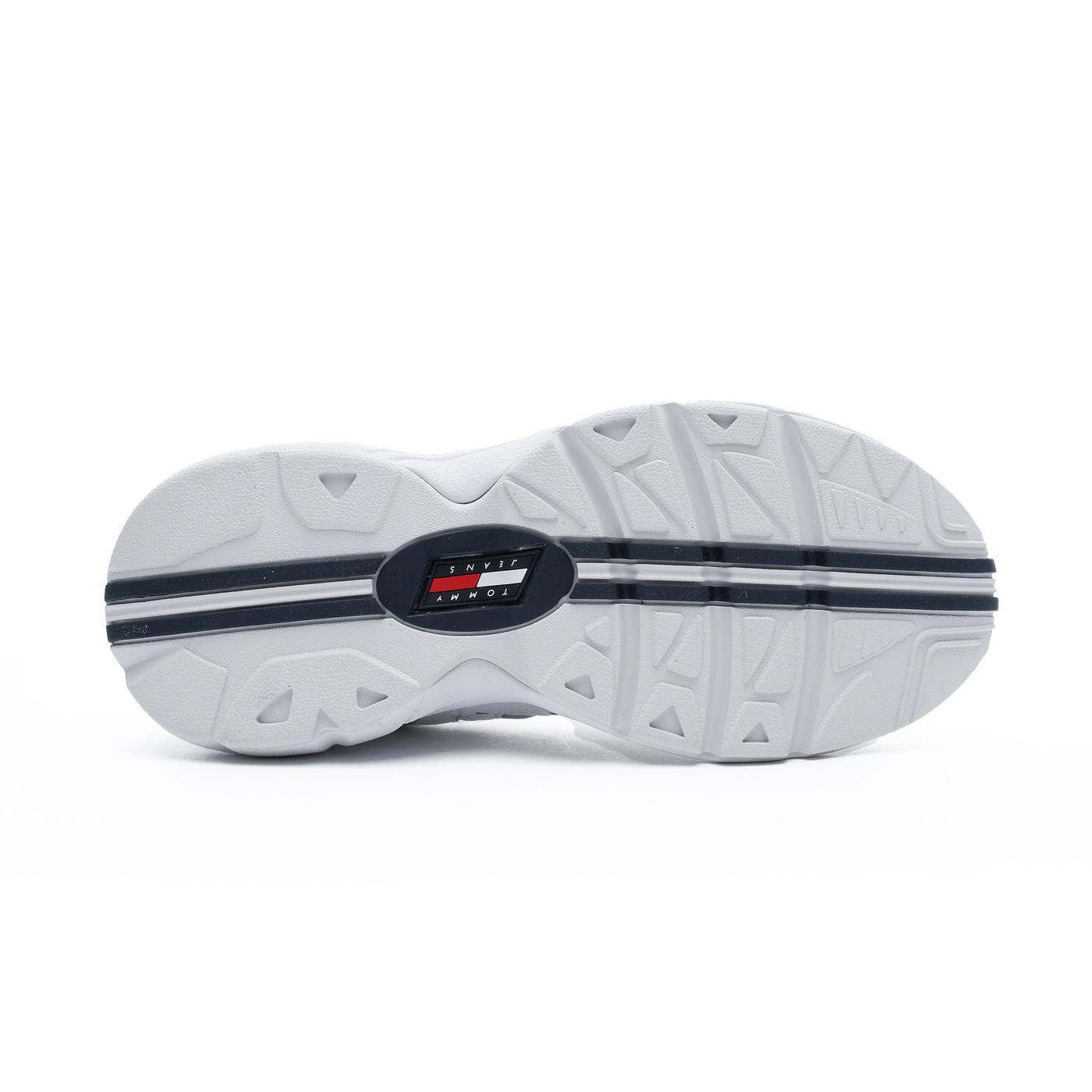 Tommy Hilfiger Retro Kadın Beyaz Spor Ayakkabı